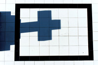 Shadow of a cross