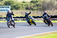 5, 33, 64 - hands up - North Coast Road Racers