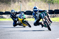 33 vs 91 - North Coast Road Racers
