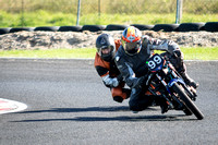 99 and 69 close behind - North Coast Road Racers