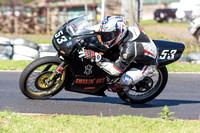 53 - Tight in the curve - KTM - North Coast Road Racers