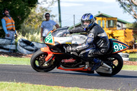 98 - and smiles all round - North Coast Road Racers