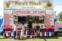 Pete's Steak - Nimbin Show 2015