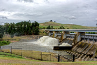 Scrivener Dam flood gates 1