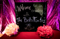Welcome to an evening with The Bella Fontes
